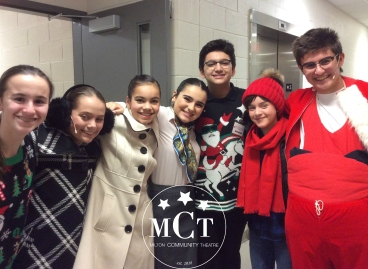 Elf 2018- Backstage hangout- MCT