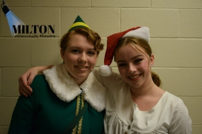 Elf 2018- Buddy and Jovie Cast B- MCT