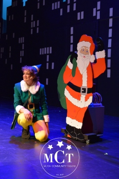 Elf 2018- Buddy fixing Santa 2- Cast A- MCT