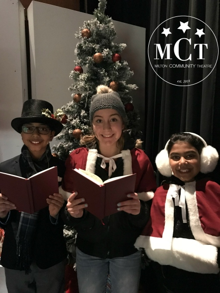 Elf 2018- Carolers- MCT