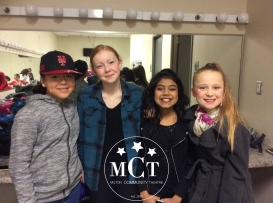 Elf 2018- Changeroom hangout- MCT