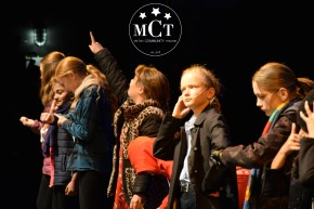 Elf 2018- Ensemble Tableau- World's Greatest Dad- MCT