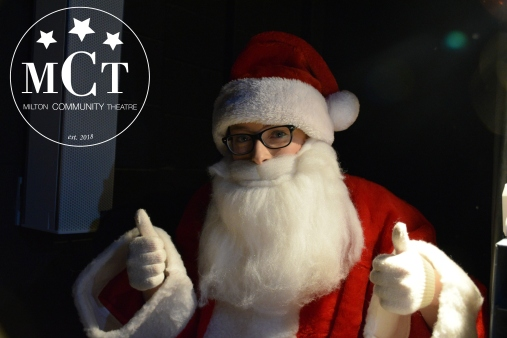 Elf 2018- Fake Santa- MCT