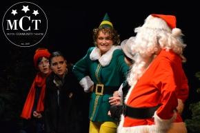 Elf 2018- Hobbs Family meeting Santa- Cast A- MCT