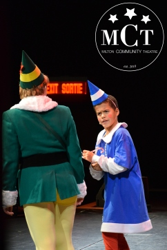 Elf 2018- How Many Etch a Sketches did you make- Cast B- MCT