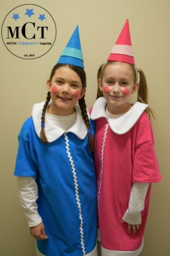 Elf 2018- Sophie and Sarah- MCT